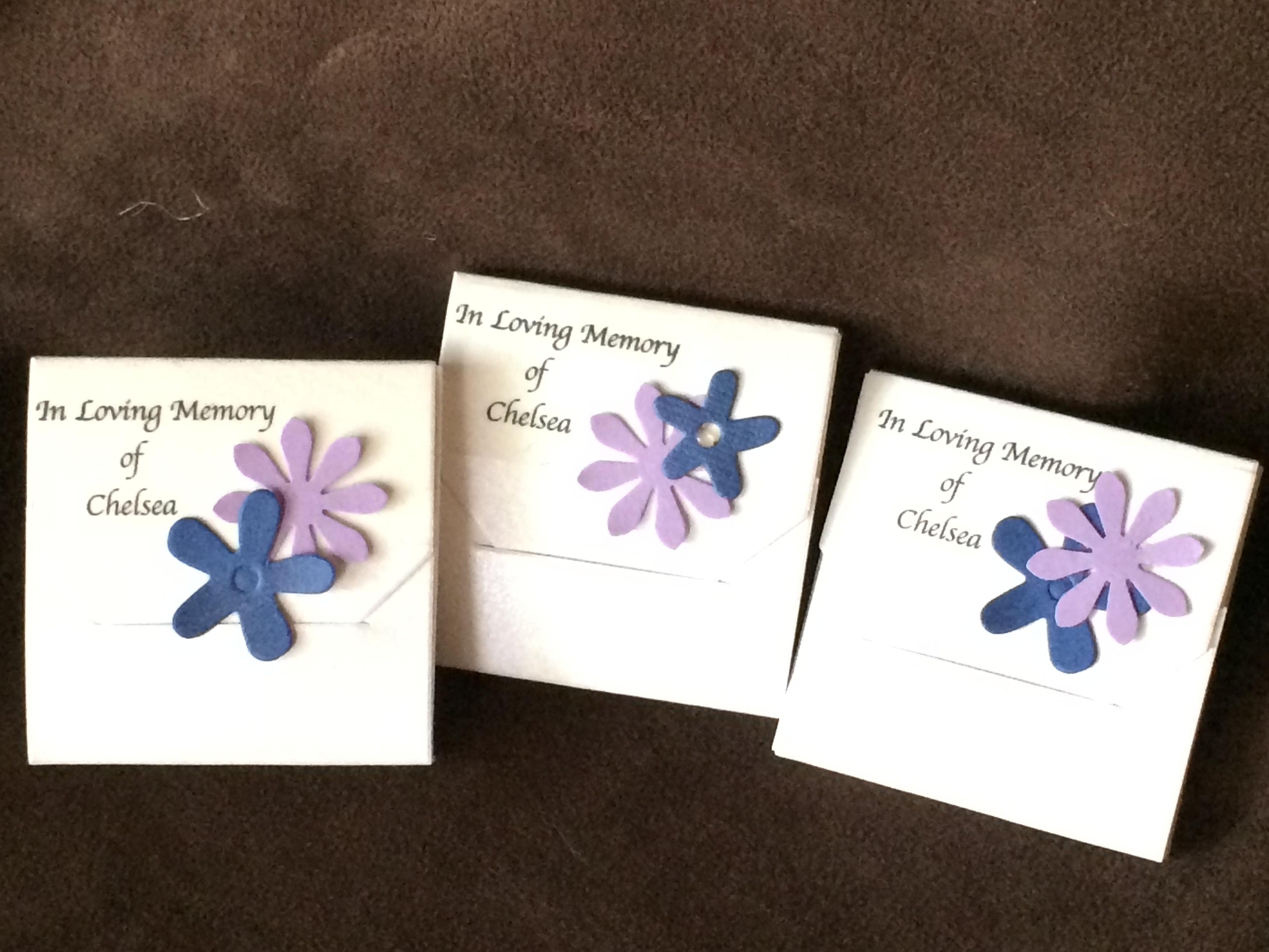 Individual Release Envelopes
